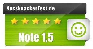 Westmark-Nussknacker-Testergebnis